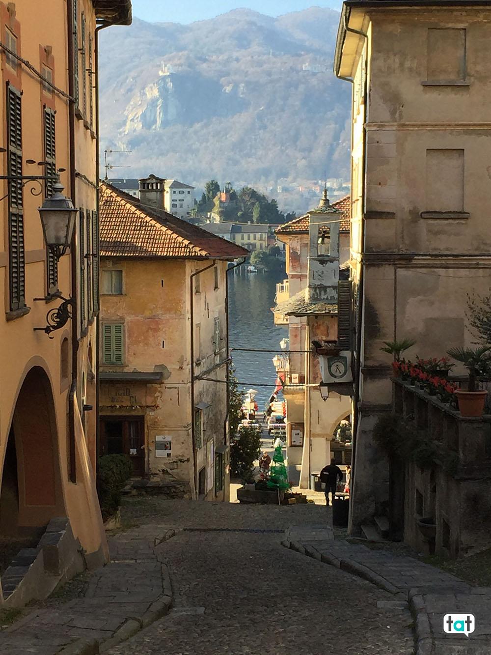 talk about travel lago d orta vicolo orta san giulio