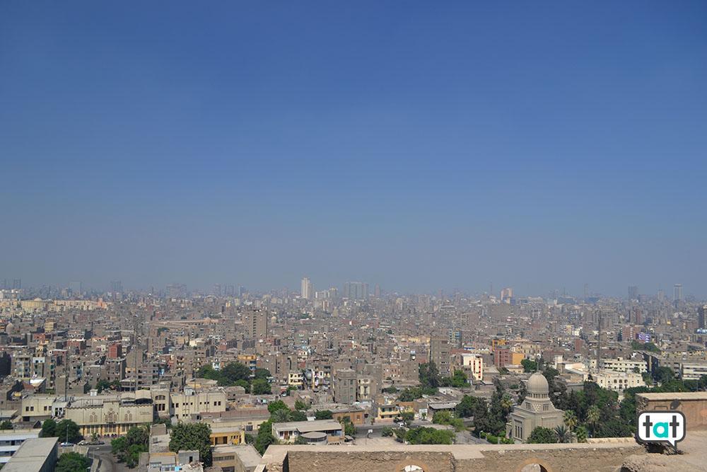 talk about travel egitto vista cairo