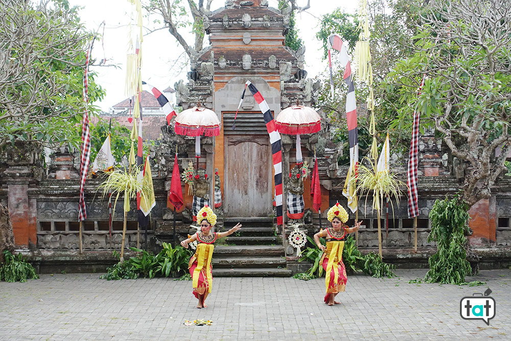 talk about travel indonesia bali danza balinese legong