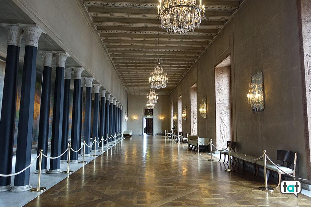 stoccolma stadshuset interno