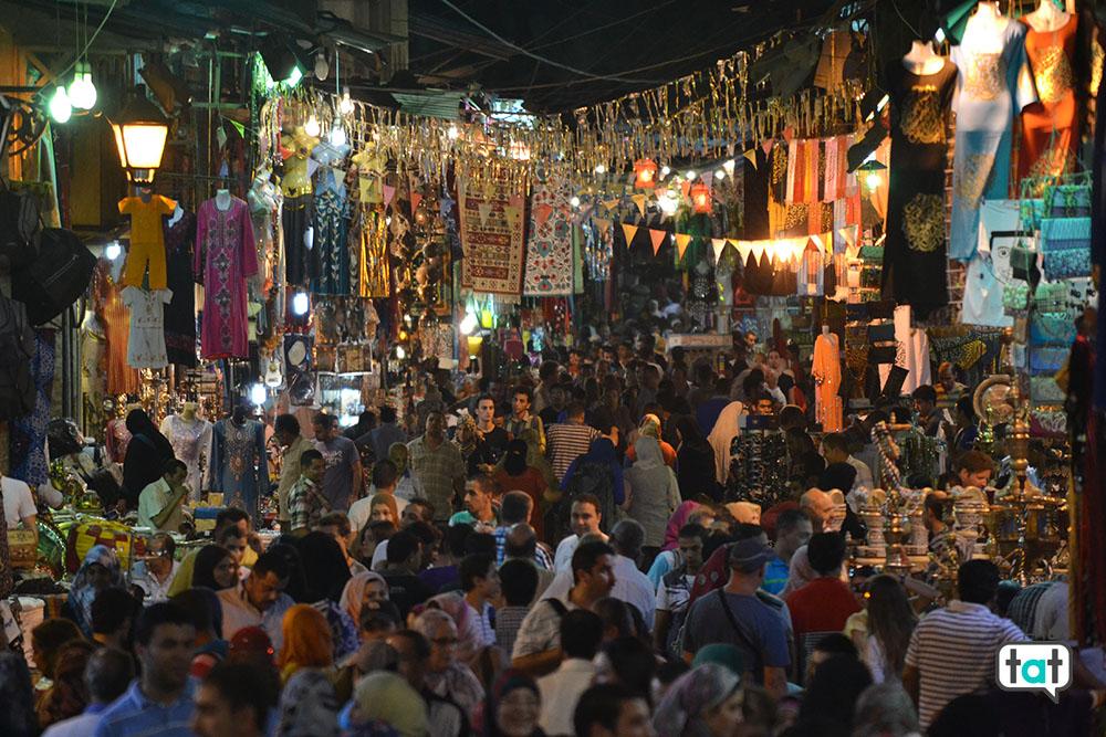 talk about travel egitto mercato khan al khalili
