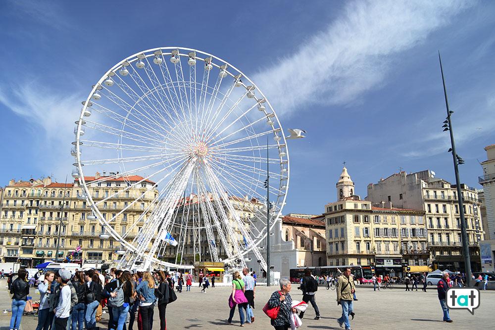 talk about travel marsiglia piazza vieux port