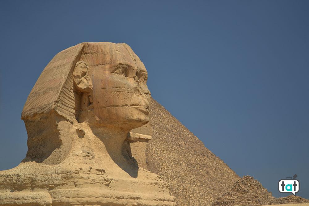 talk about travel egitto piana di giza piramide di cheope sfinge