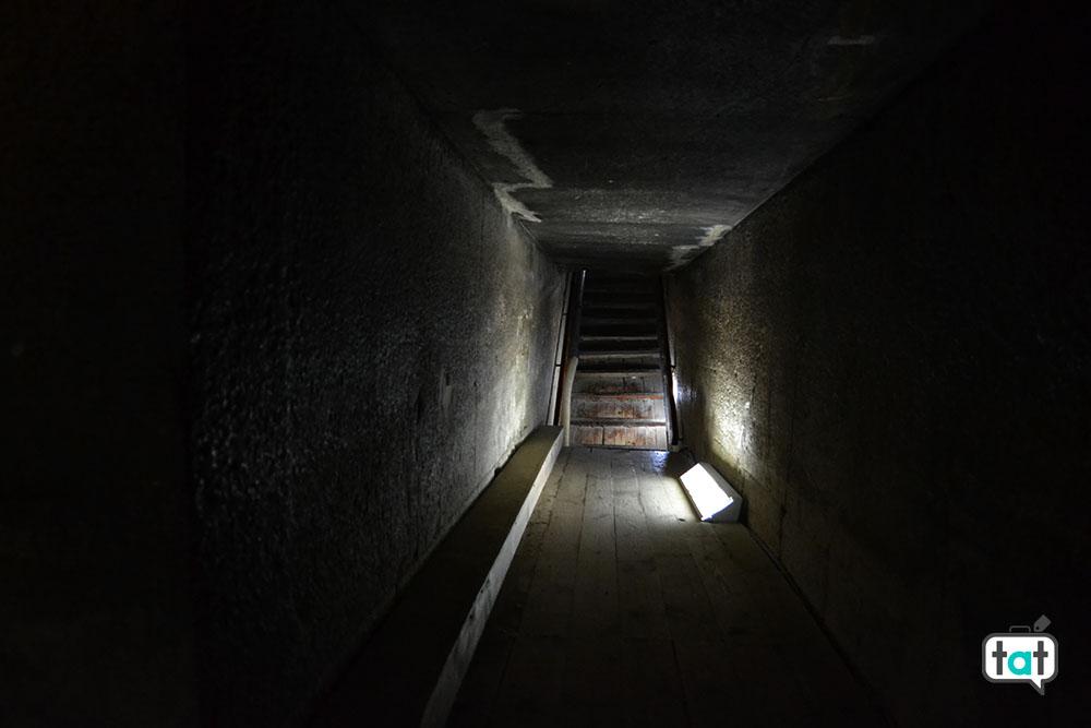 talk about travel egitto piana di giza interno piramide di dahshur