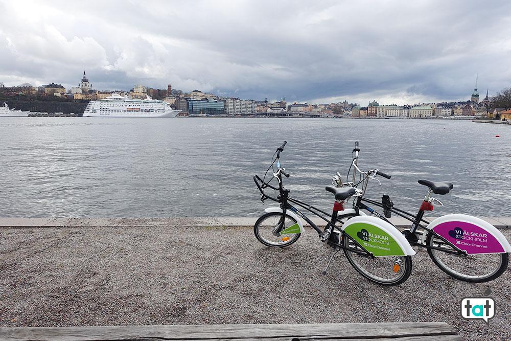 stoccolma noleggio biciclette