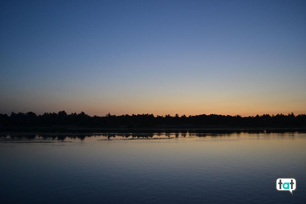 talk about travel egitto crociera sul nilo tramonto