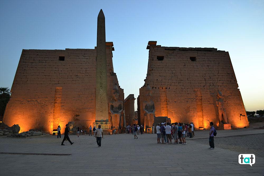 talk about travel egitto tempio di karnak