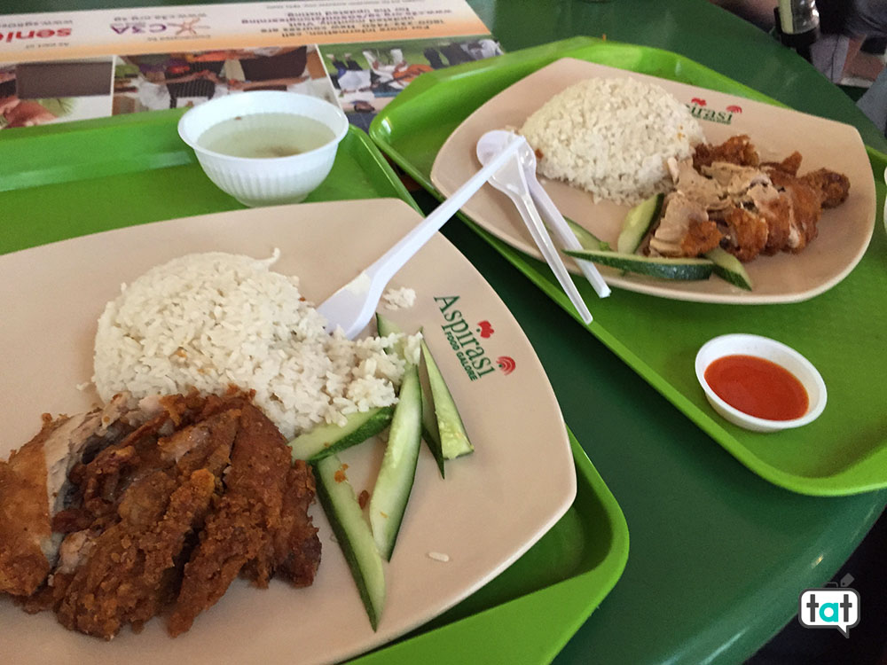 talk about travel singapore tian tian hainanese chicken rise