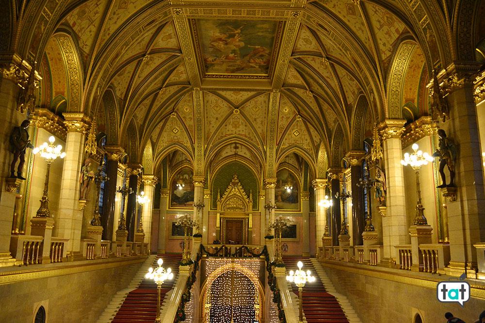 budapest parlamento interno