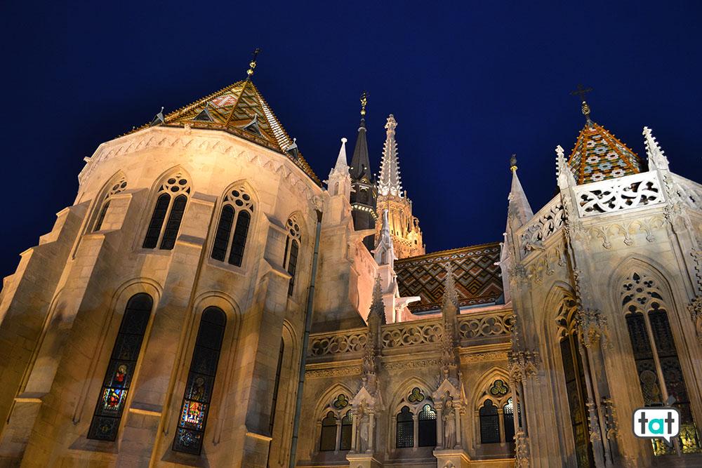 budapest chiesa mattia corvino