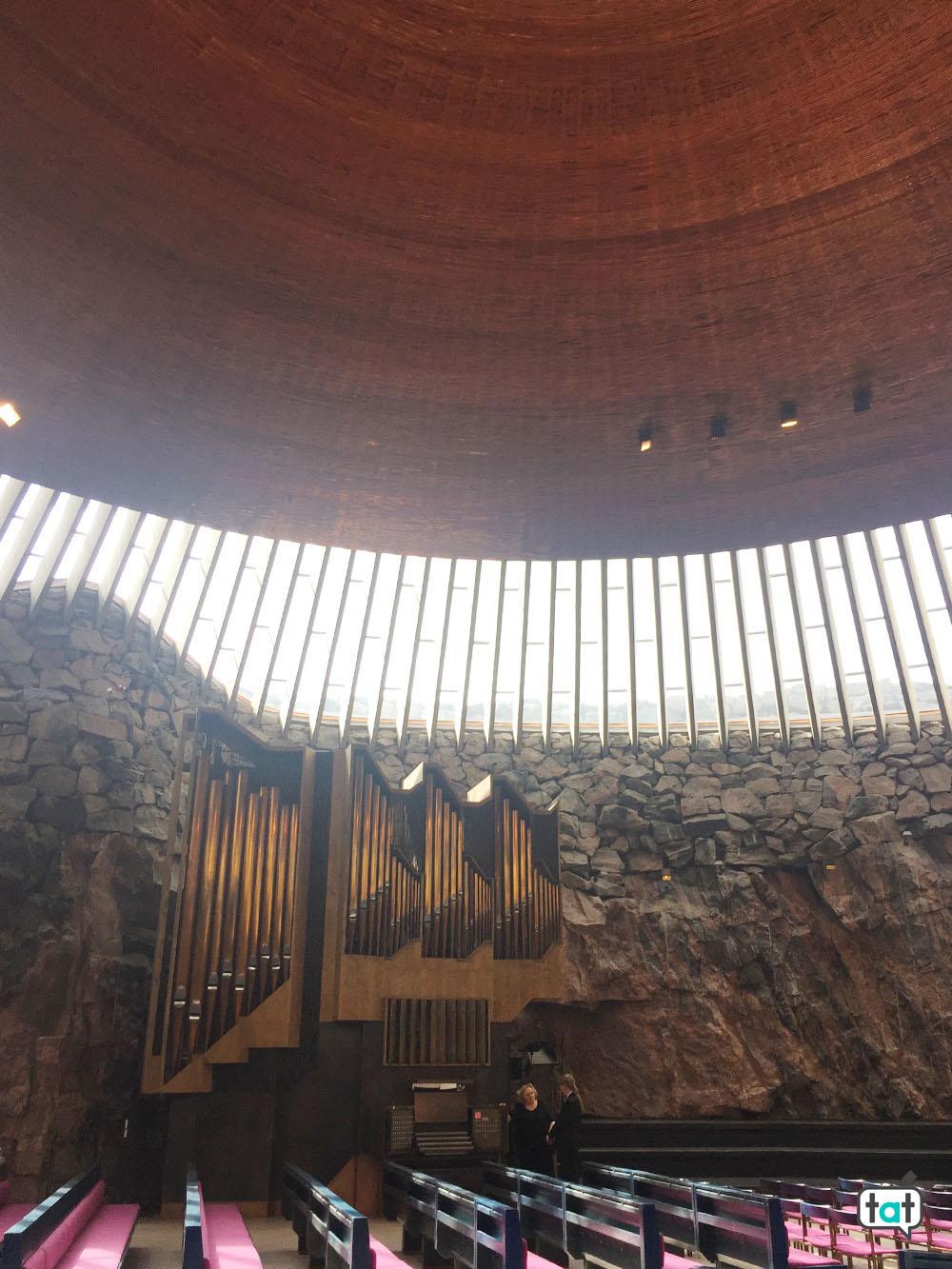 helsinki temppeliaukion kirkko