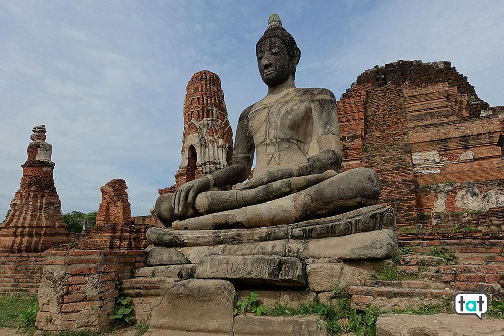 thailandia ayutthaia