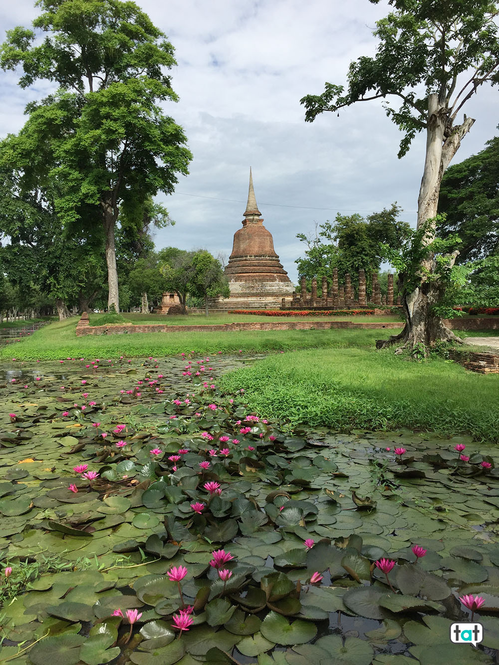 travel thailandia sukothai