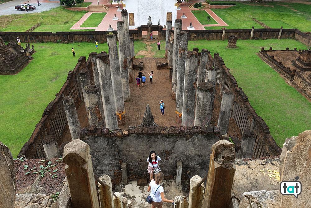 thailandia rovine tempio