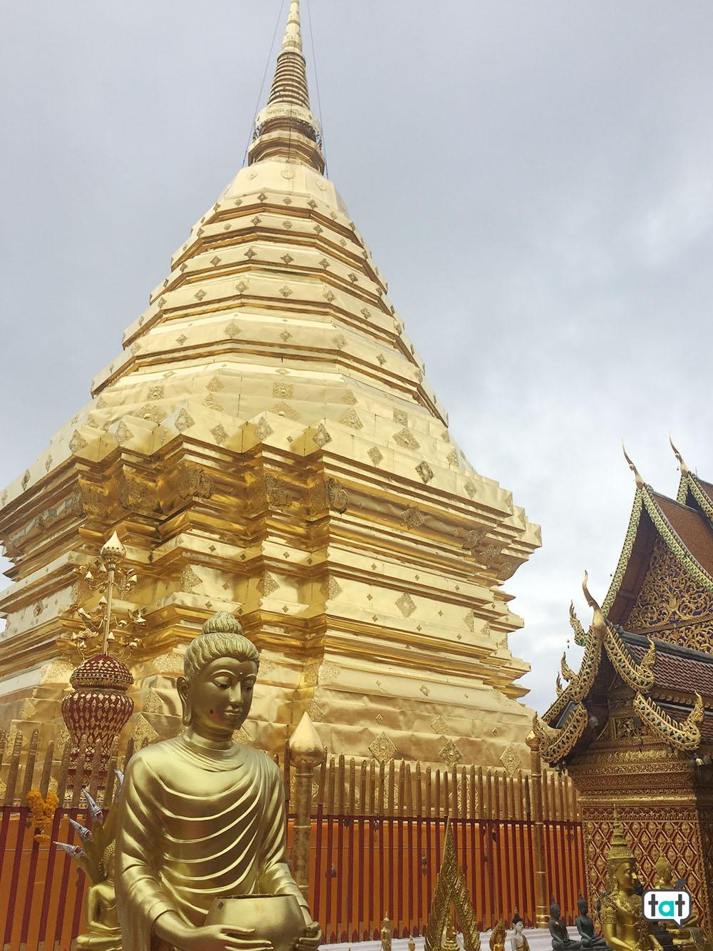 thailandia wat phra that doi suthep