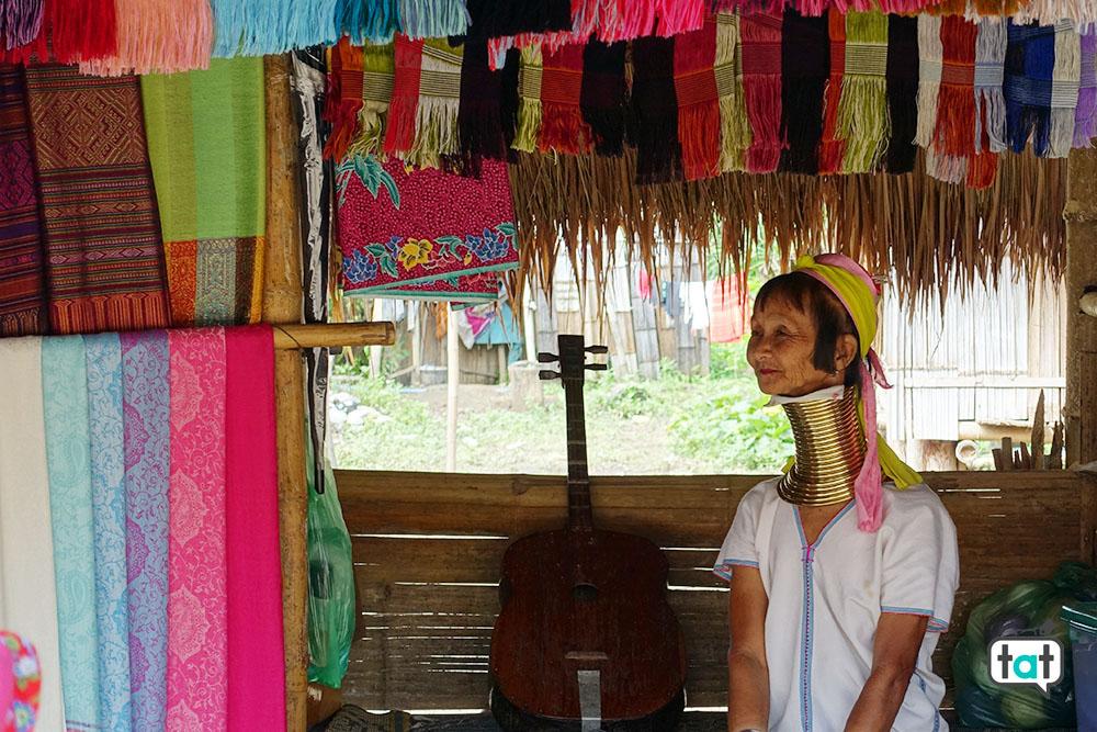 travel thailandia long neck karen