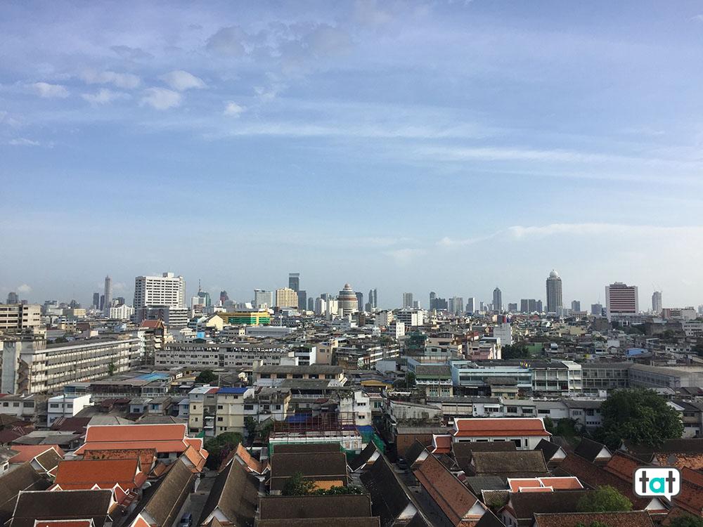 thailandia bangkok vista