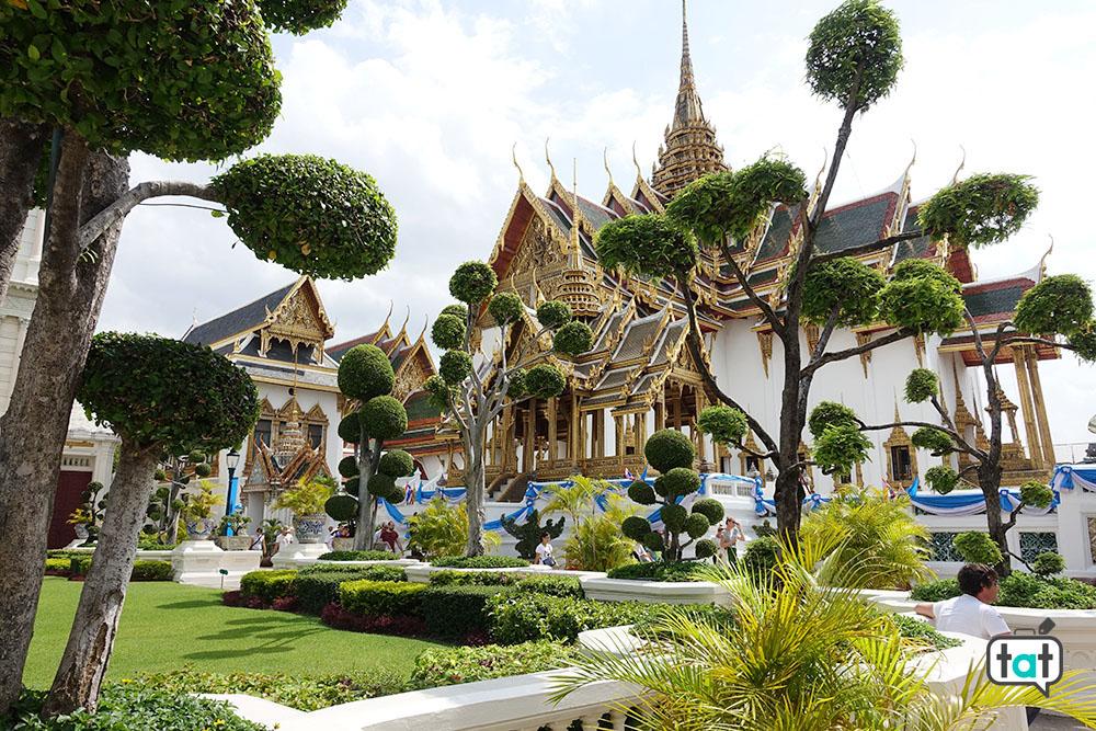 thailandia bangkok palazzo reale