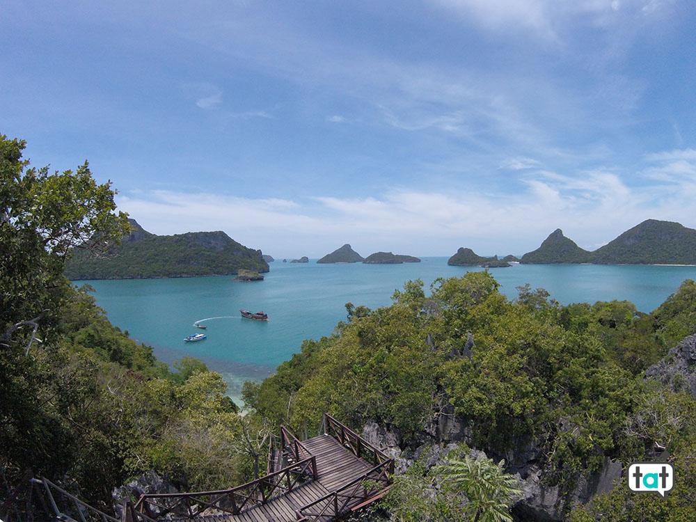 talk about travel thailandia angthong park