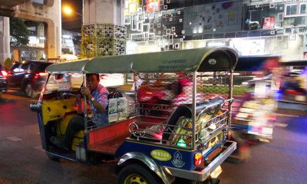 BANGKOK: UNA CITTA' DA SCOPRIRE