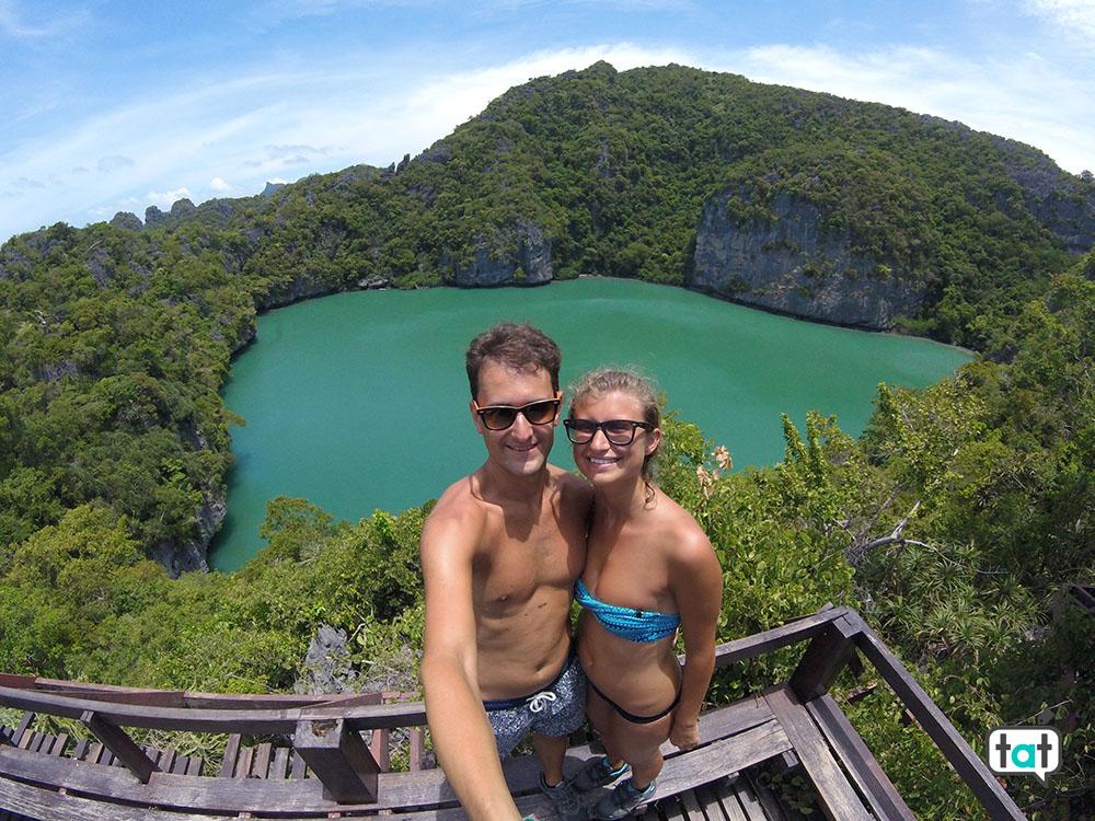 ang thong lago smeraldo