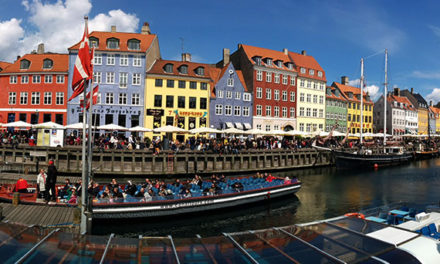 CITY BREAK A COPENAGHEN