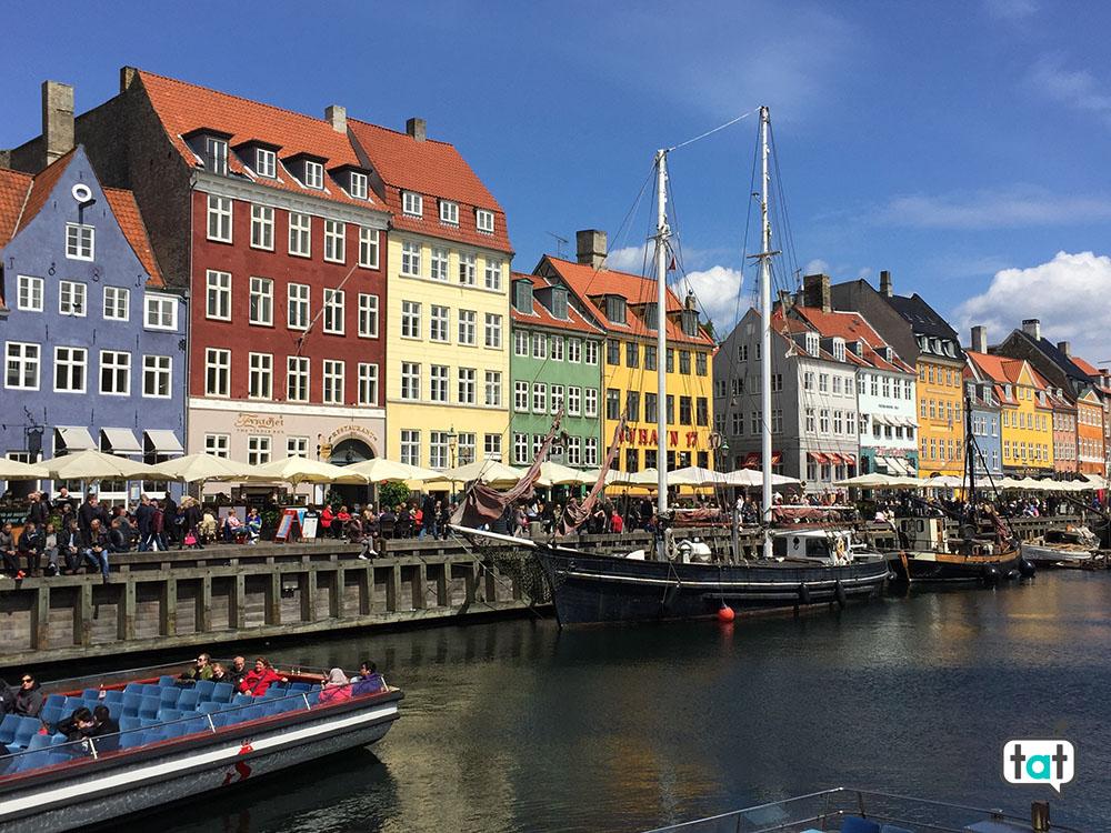 talk about travel copenaghen Nyhavn