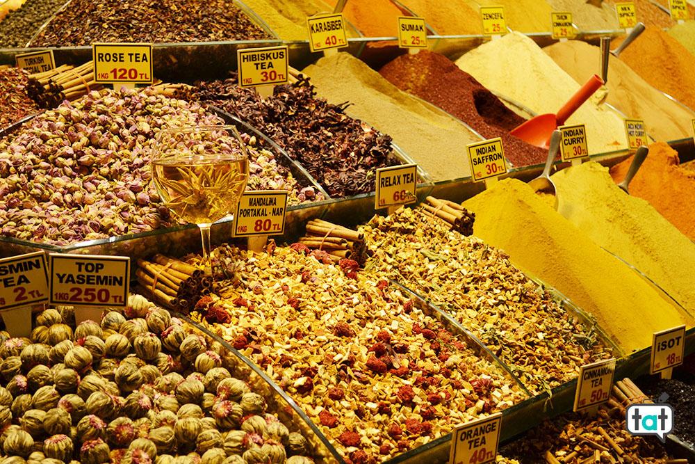 Turchia Bazar delle Spezie