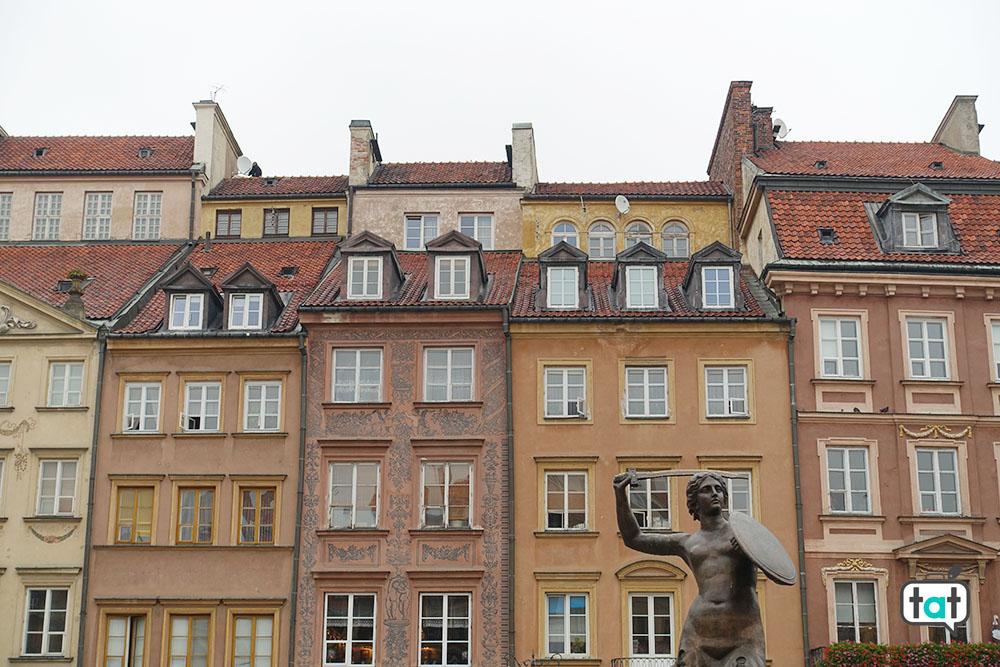 Varsavia case