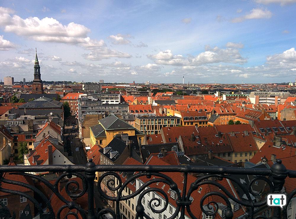 talk about travel Copenaghen vista