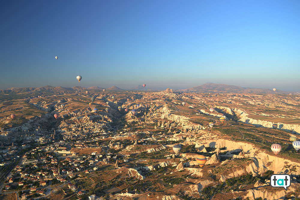 Cappadocia mongolfiere