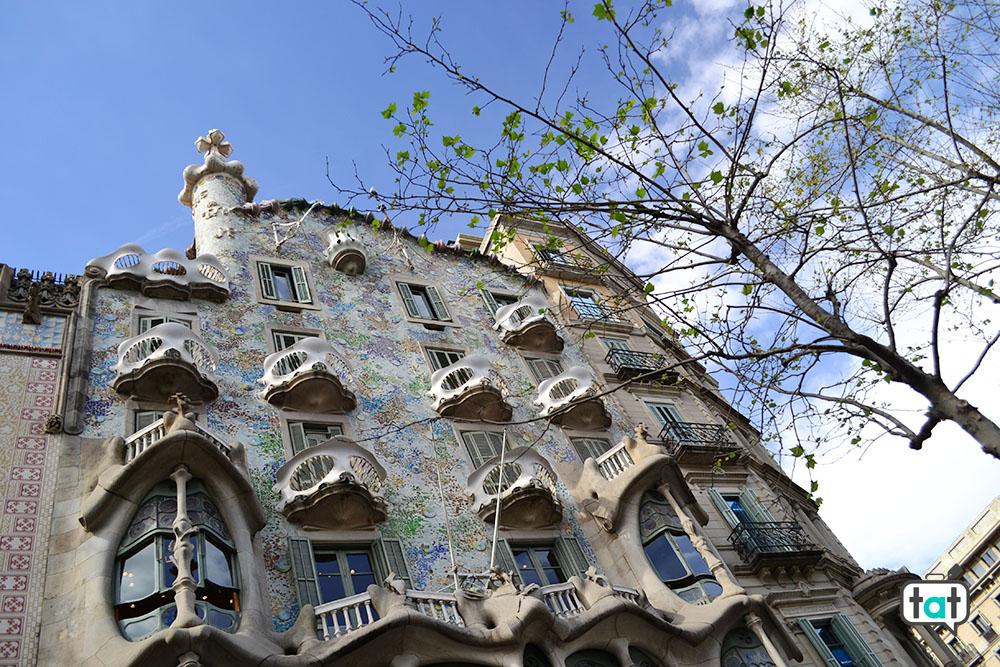 Barcellona Casa Batlò