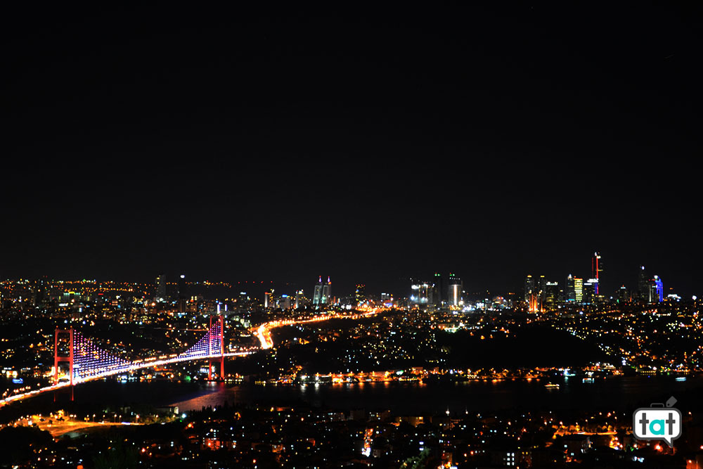 Istanbul di notte
