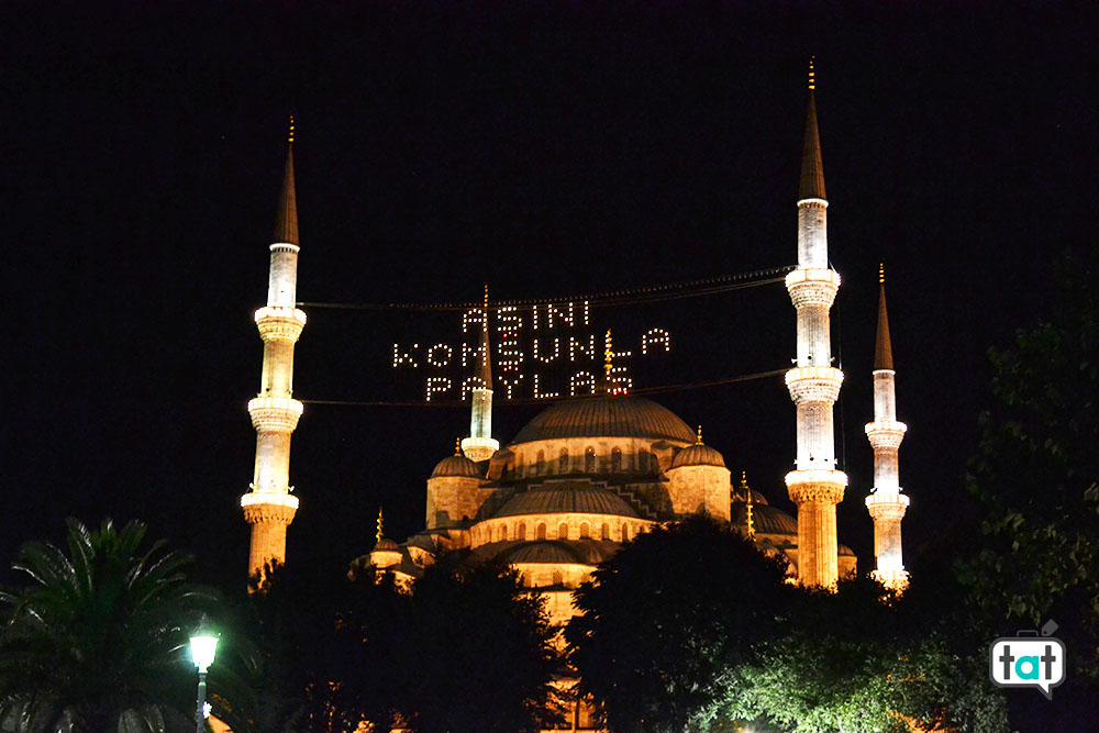 Istanbul notte
