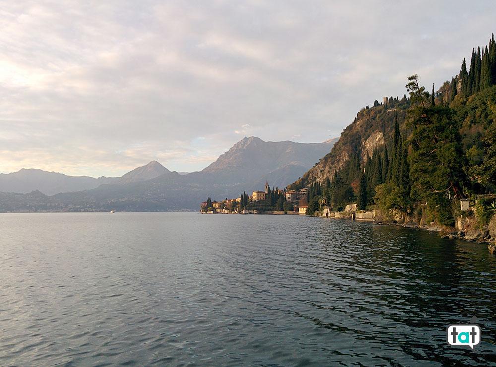 Villa Monastero vista lago