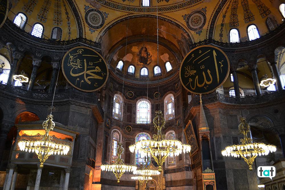 Istanbul Aya Sofia
