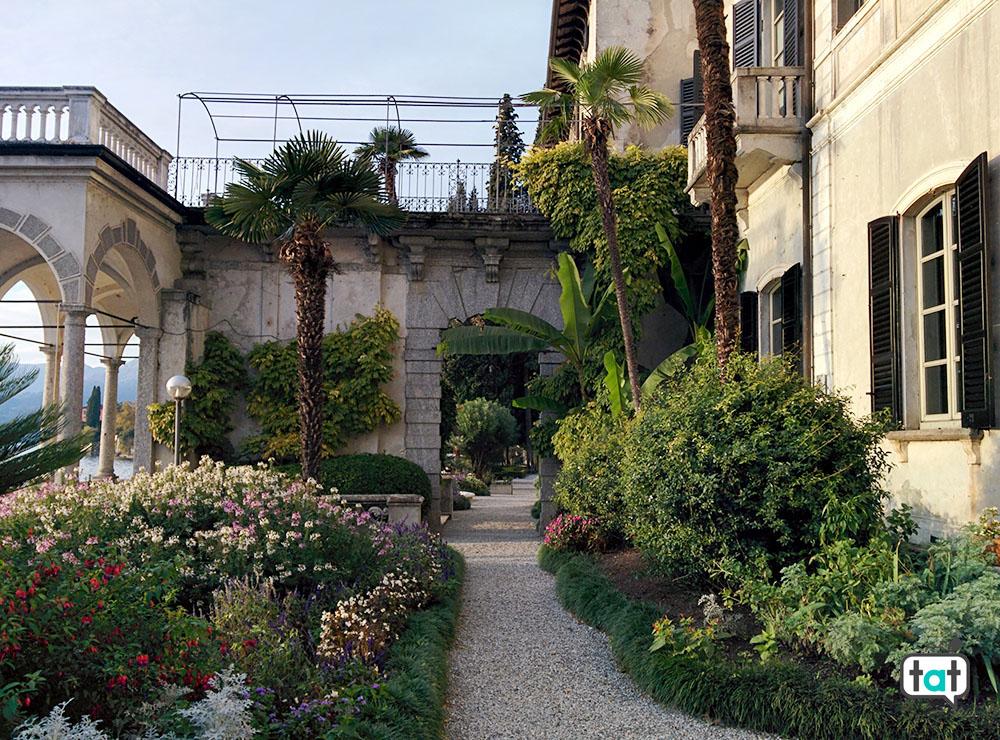 Villa Monastero museo