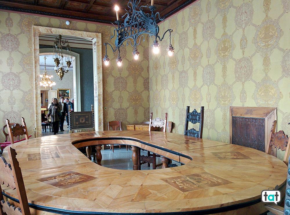 Villa Monastero interno