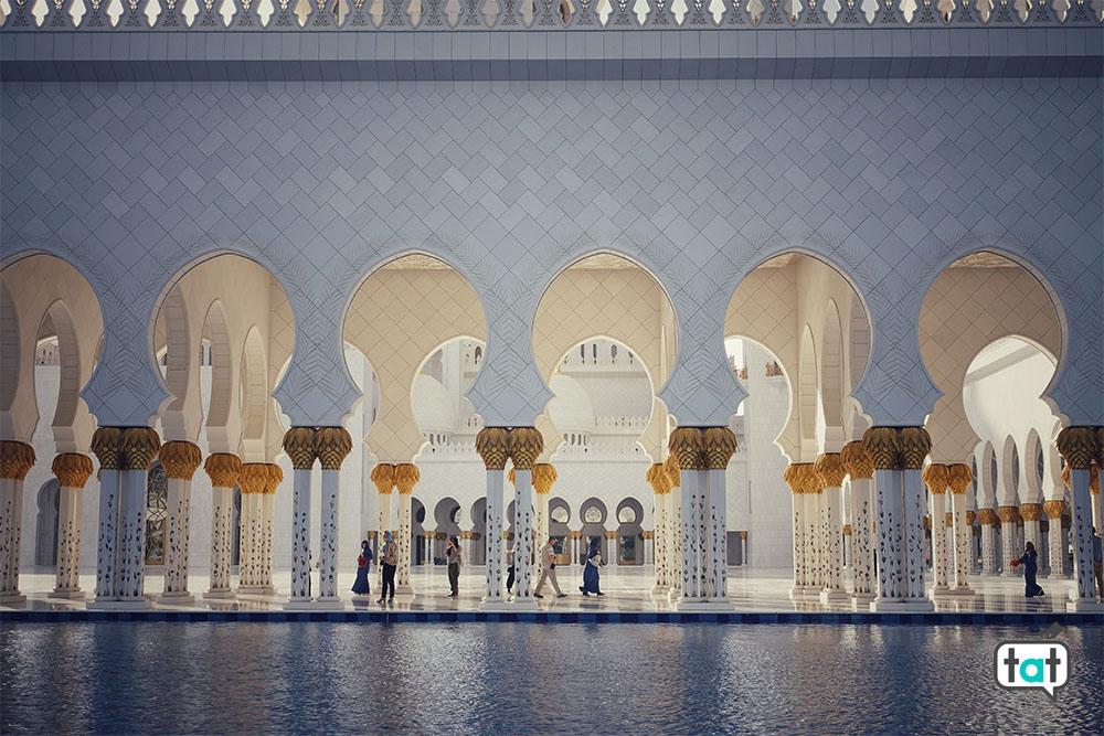 bu dhabi gran moschea zayed