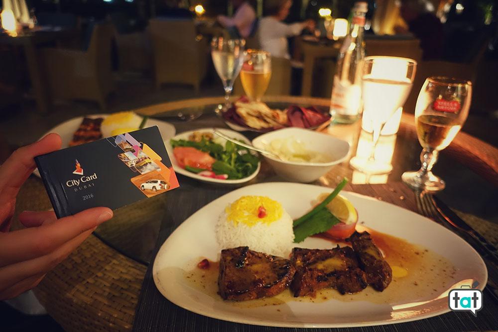 Dubai city card