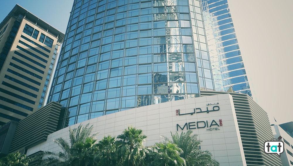 Dubai Media one hotel