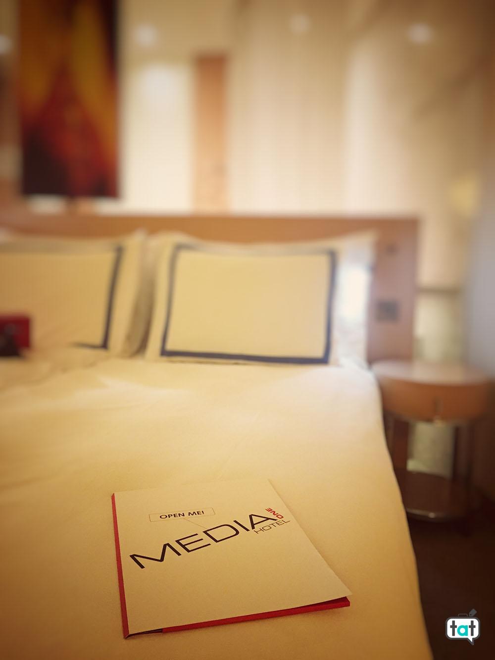 Dubai Media one hotel camera