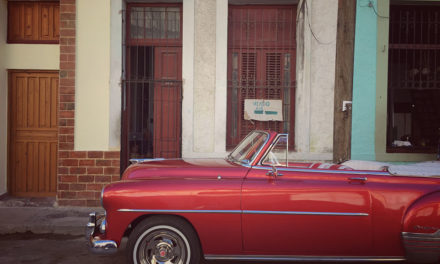LA NOSTRA CUBA ON THE ROAD