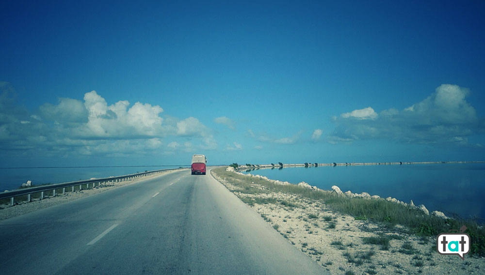 Cuba terrapieno