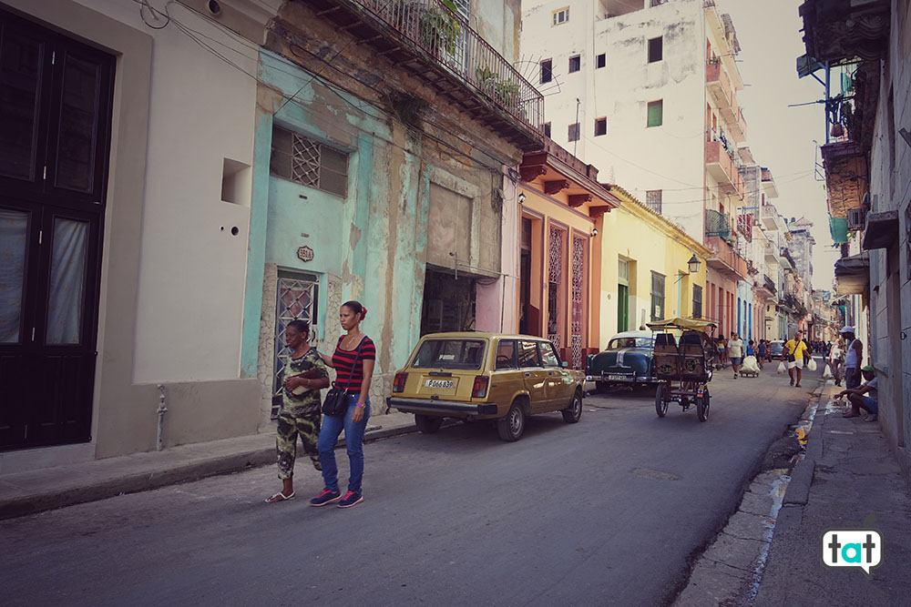 Cuba via