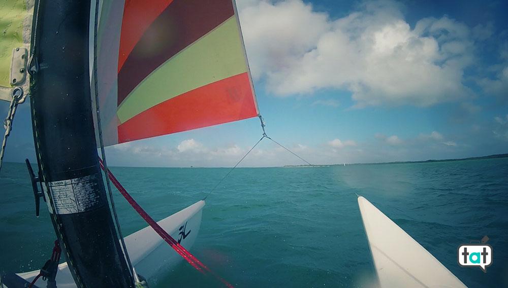 Cuba barca