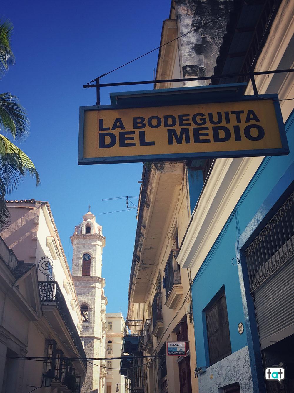 Cuba Havana Bodeguita