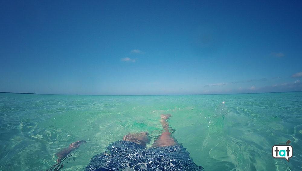 Cuba mare cristallino