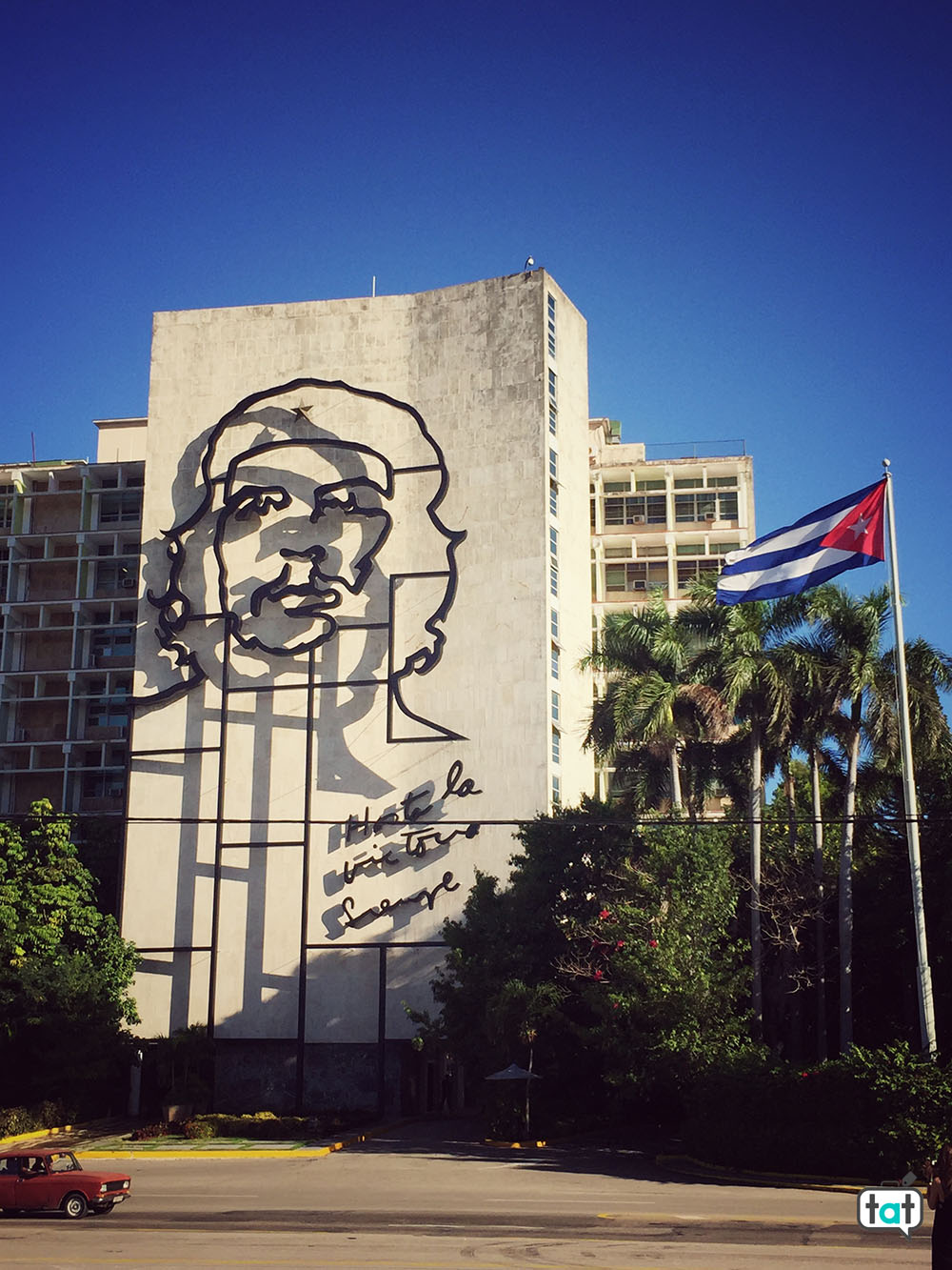 Havana Plaza Revolucion