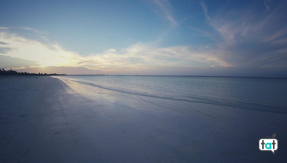Cuba tramonto